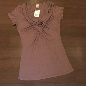 Zohar Designs Brown T-Shirt